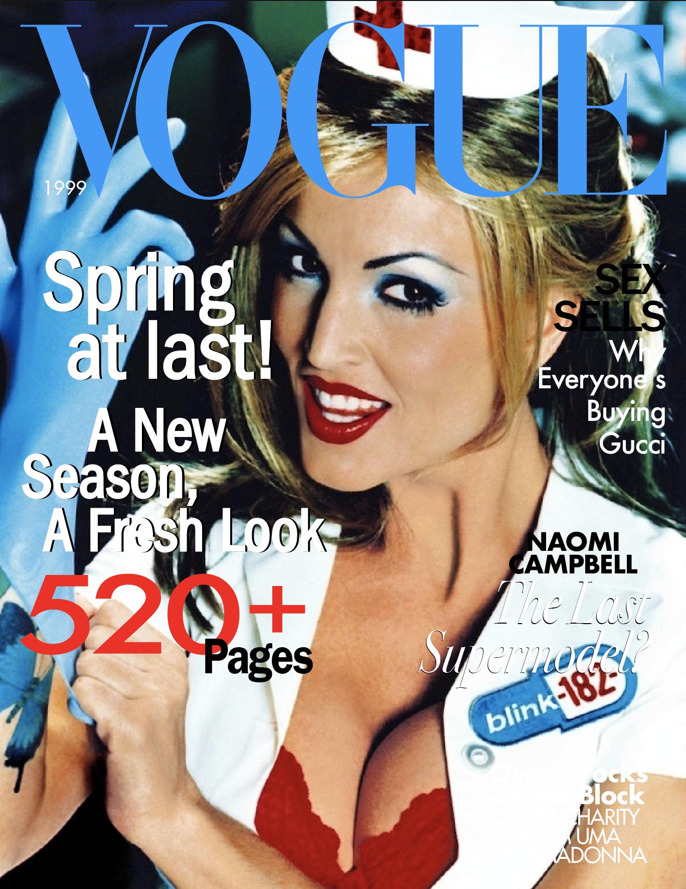 Blink-182/1999 American Vogue