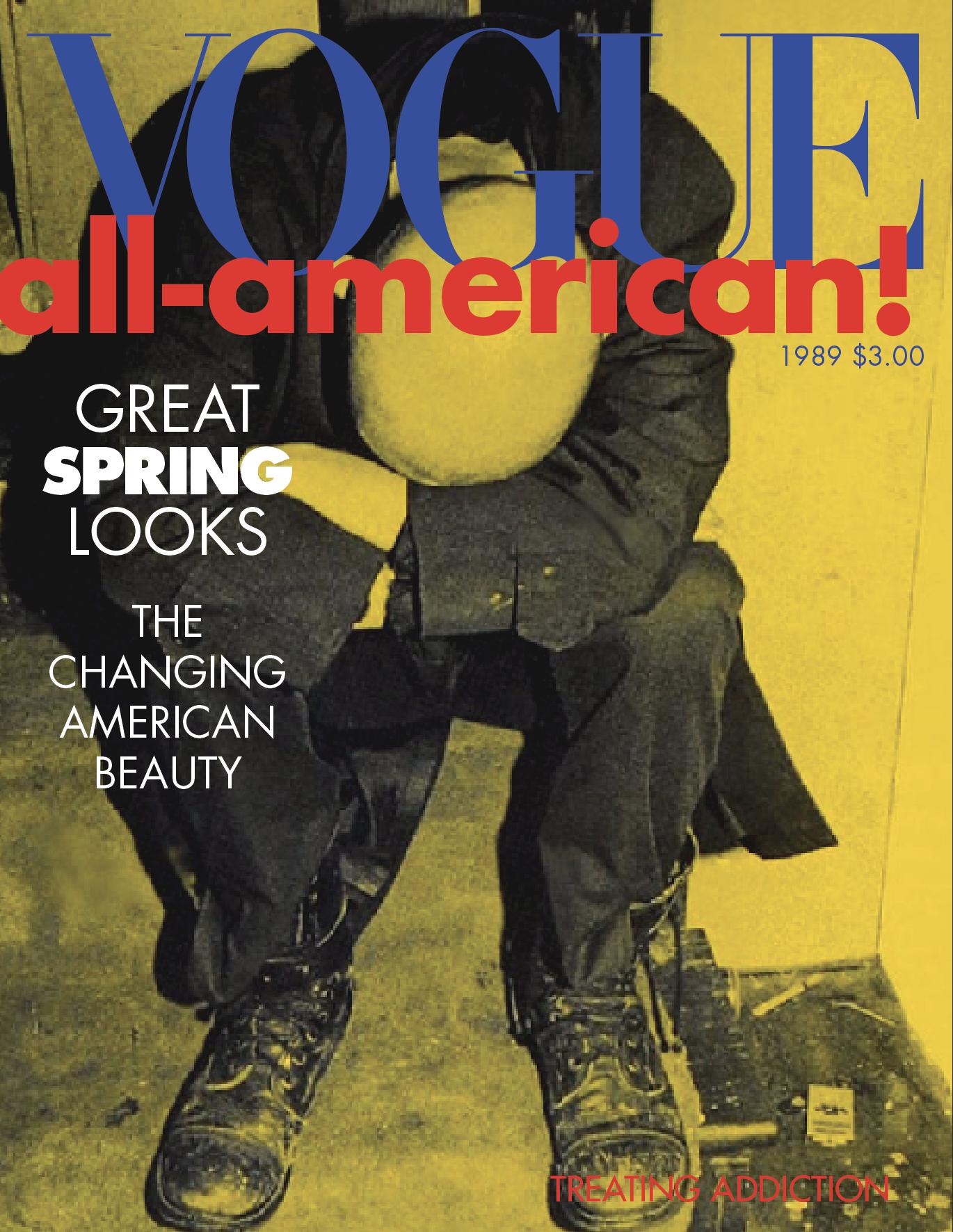 Minor Threat/ 1989 American Vogue
