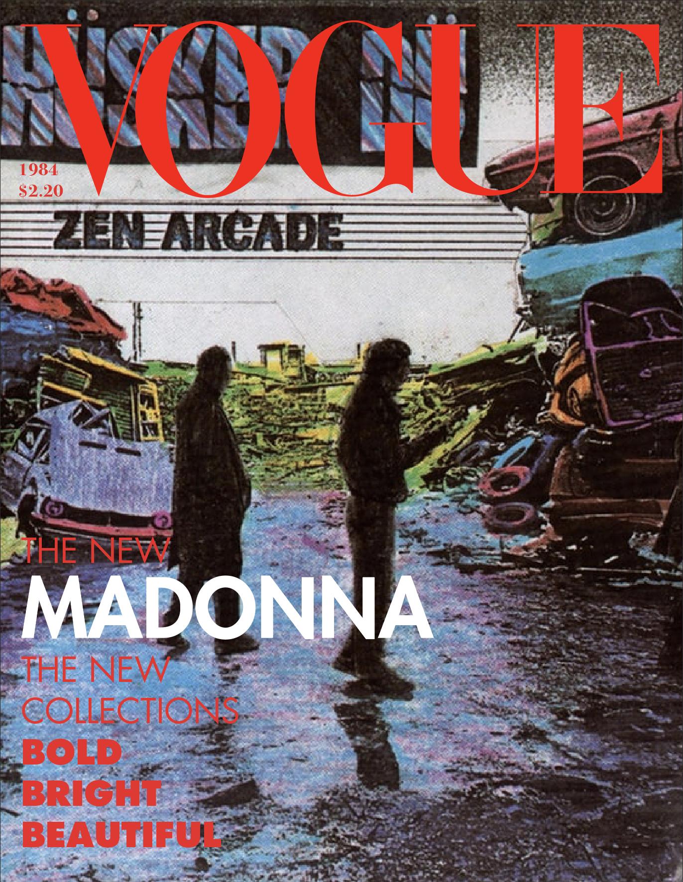 Husker Du/ 1984 American Vogue