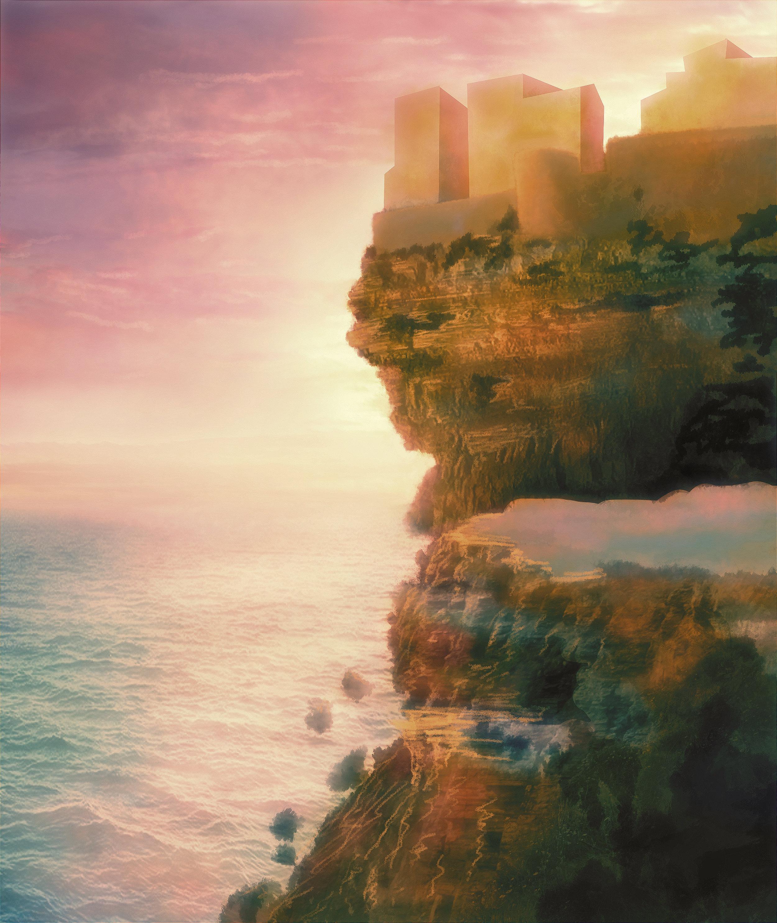 Cliffside Mood