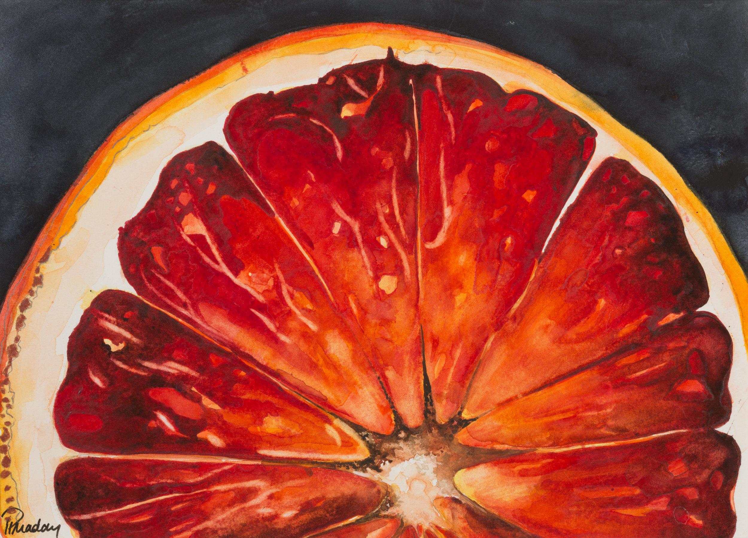 Blood Orange - SOLD