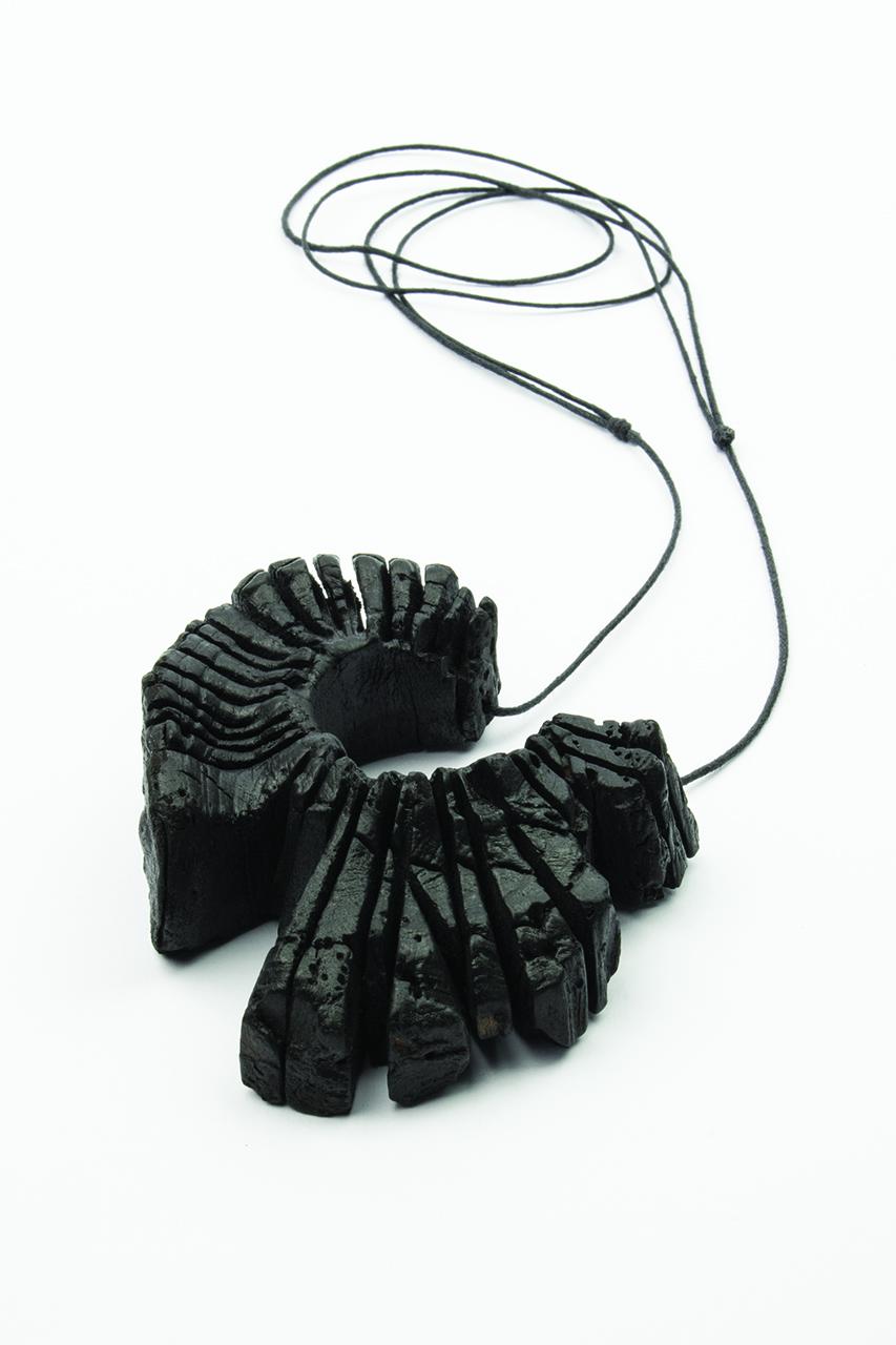 "Nina van Duijnhoven | ""What is to give light must endure burning."" – Viktor Frankl Necklace"