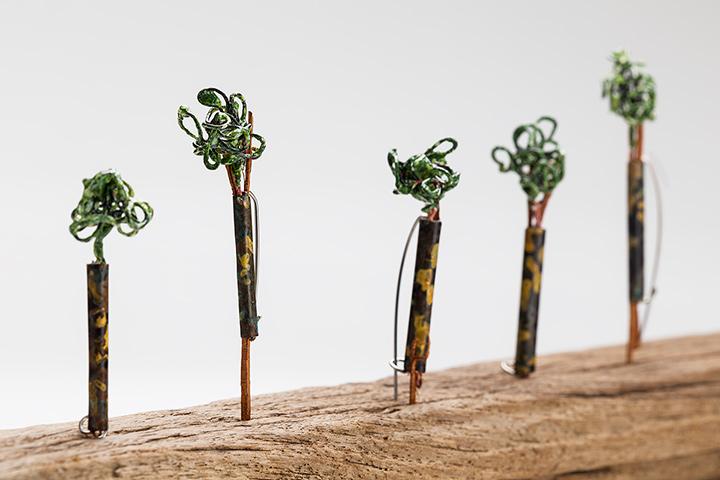 Helen Moriarty | Tree Line