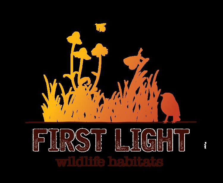 First Light wildlife habitats logo