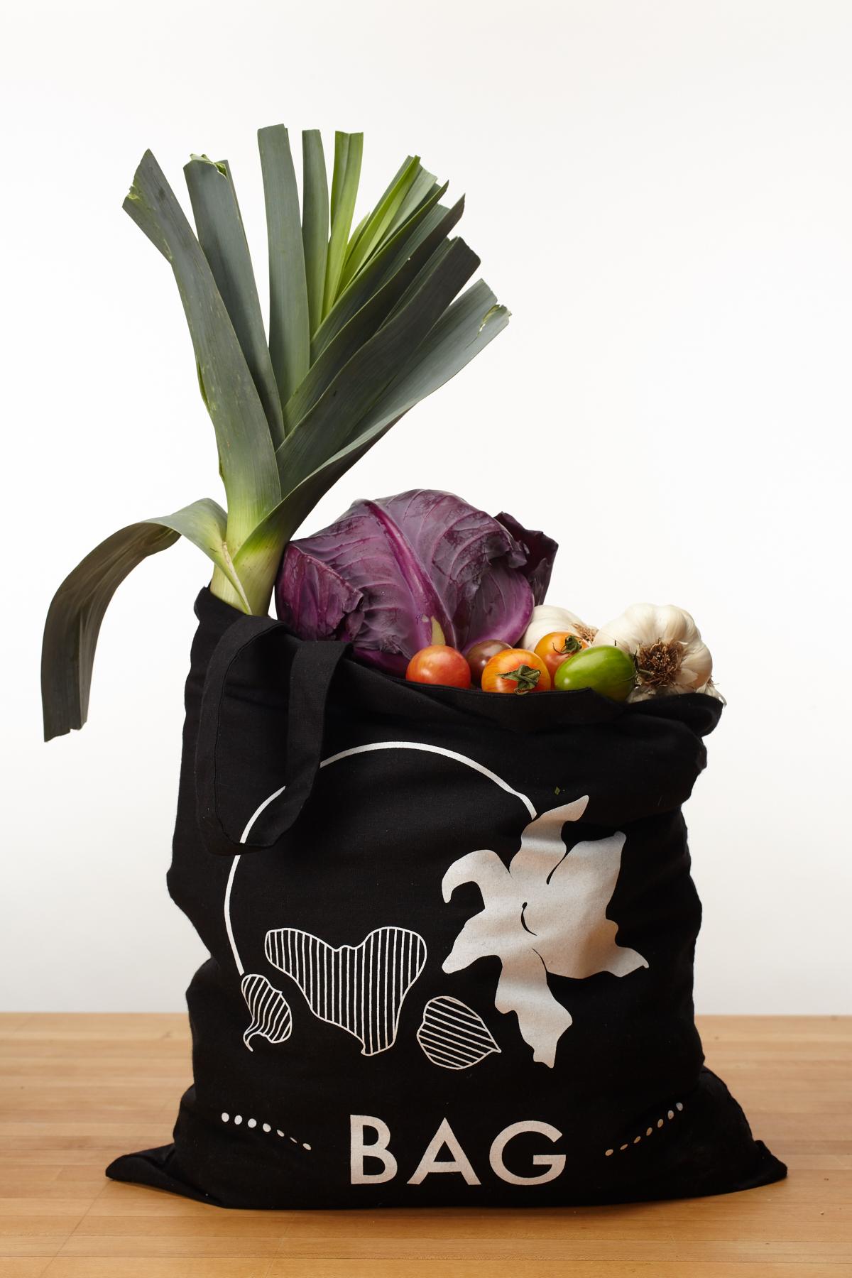 Blossom Bag. Image by Byron Flesher