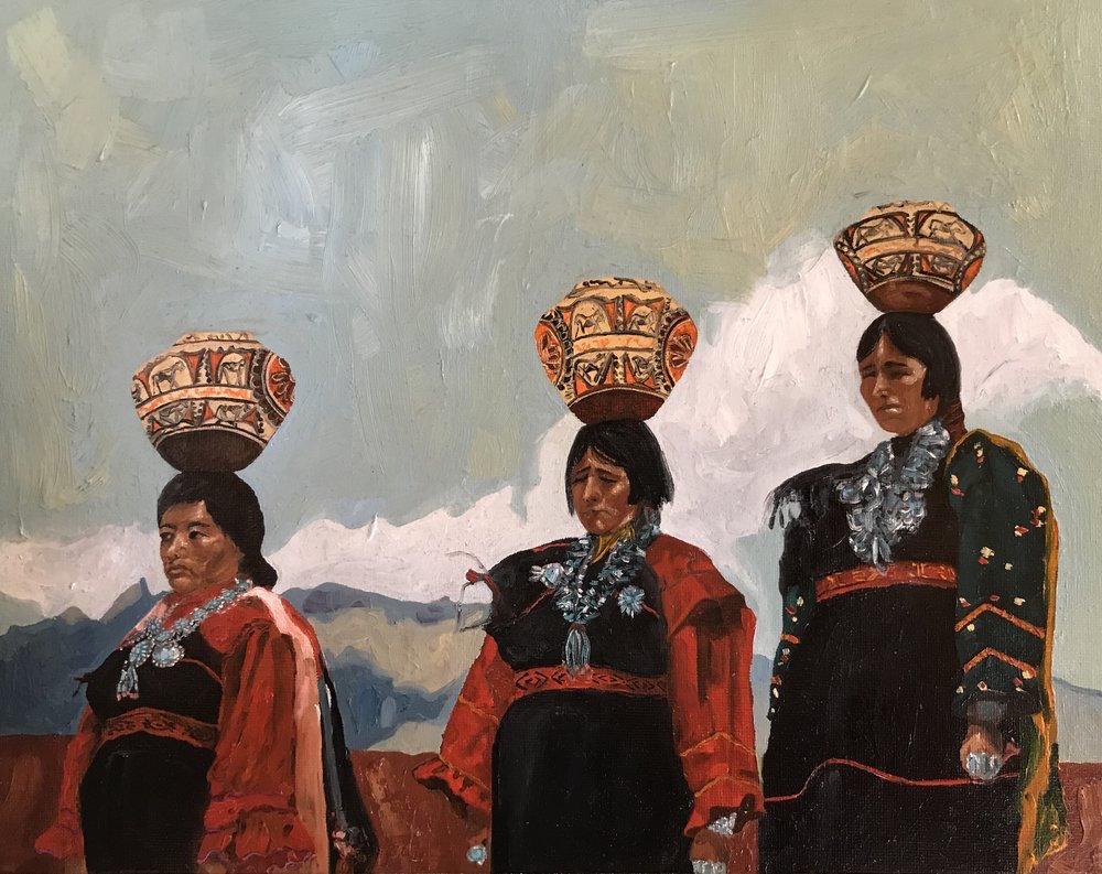 Zuni Women