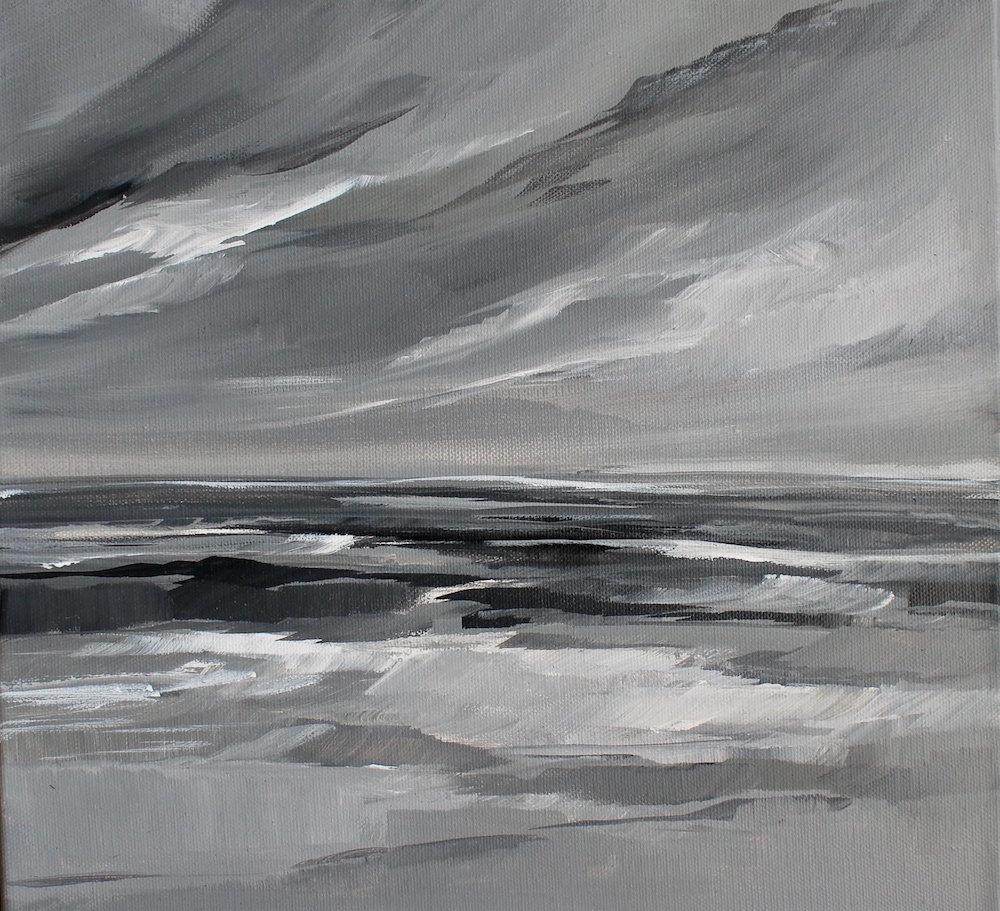 Grey + Sea