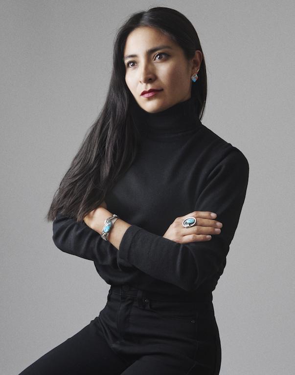 Samantha Platero.Photo by Rasmus Jensen