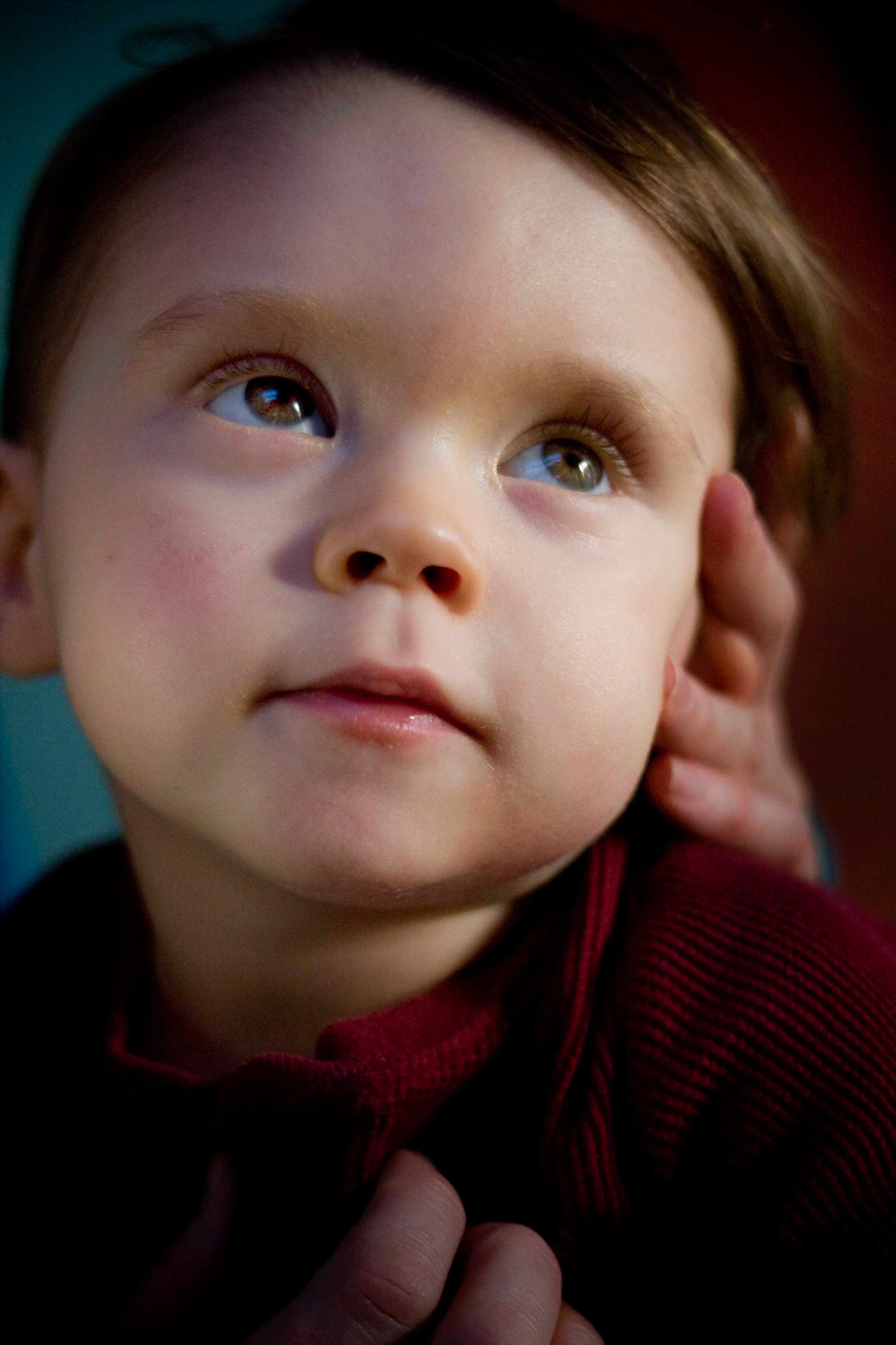 Ronan. Photo by Catherine Davis