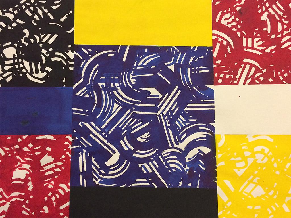 Myth Marker (2014) Ink on Paper 30 x 22