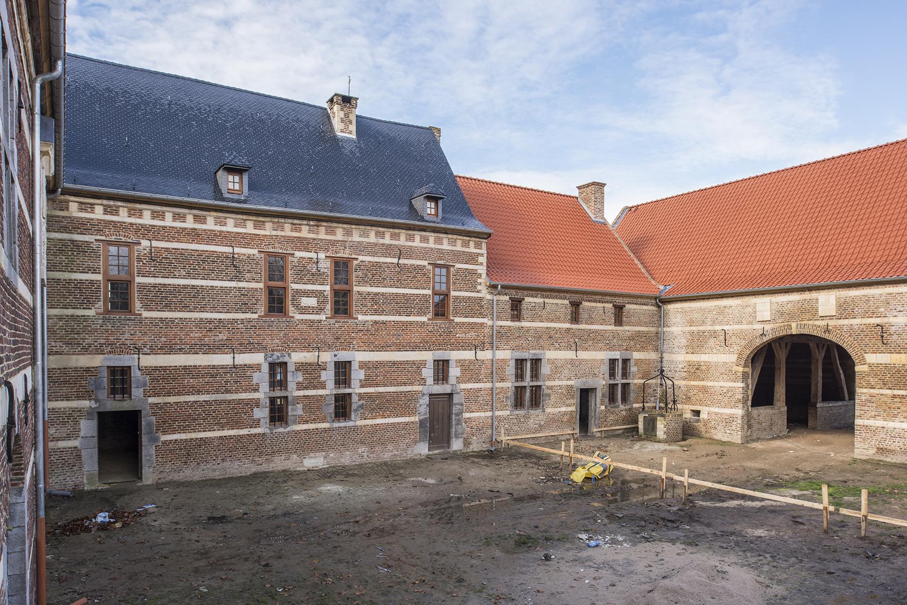 Rentmeesterij, Alden Biesen - Exterior.  003.jpg