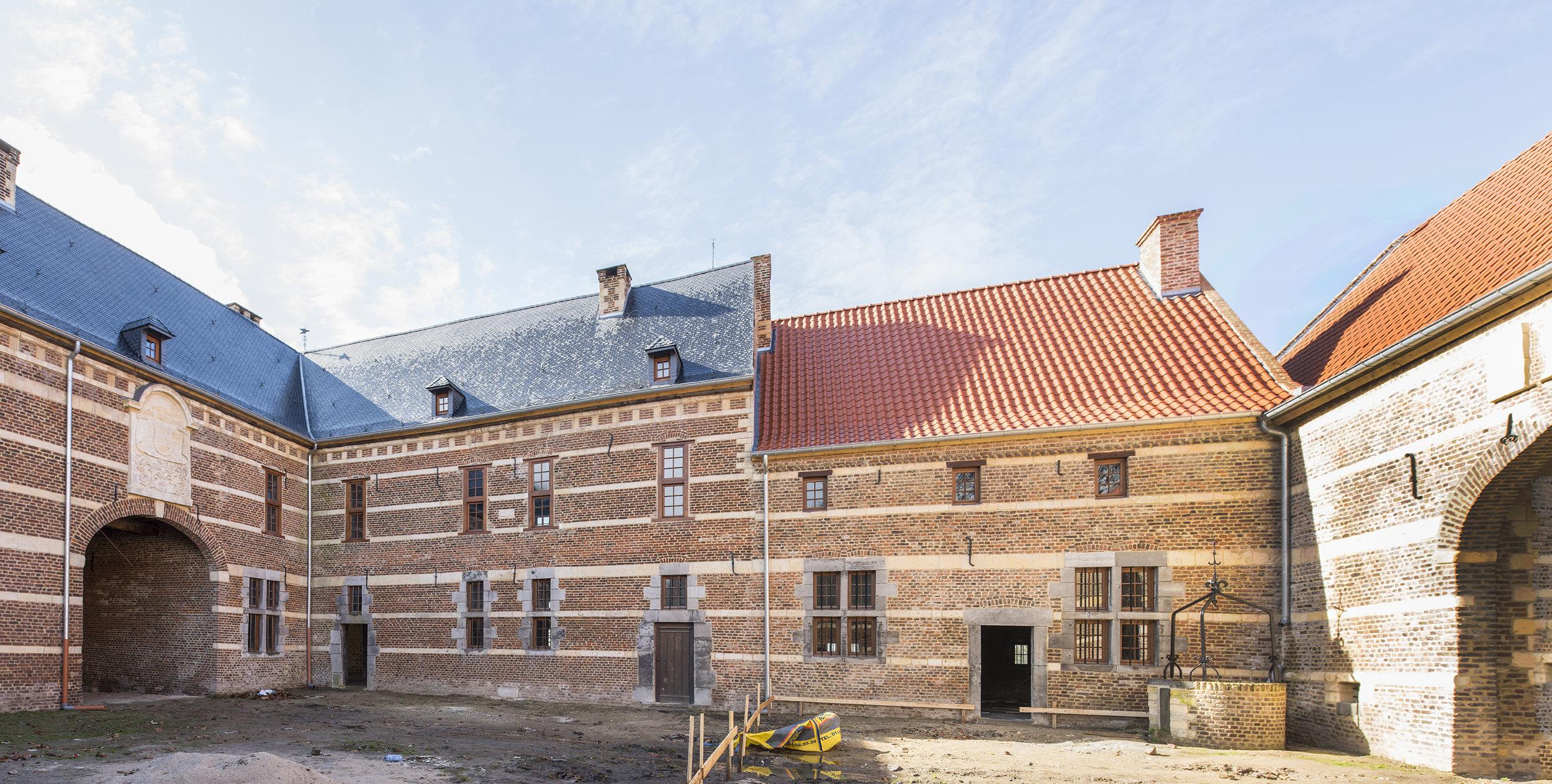 Rentmeesterij, Alden Biesen - Exterior.  001.jpg