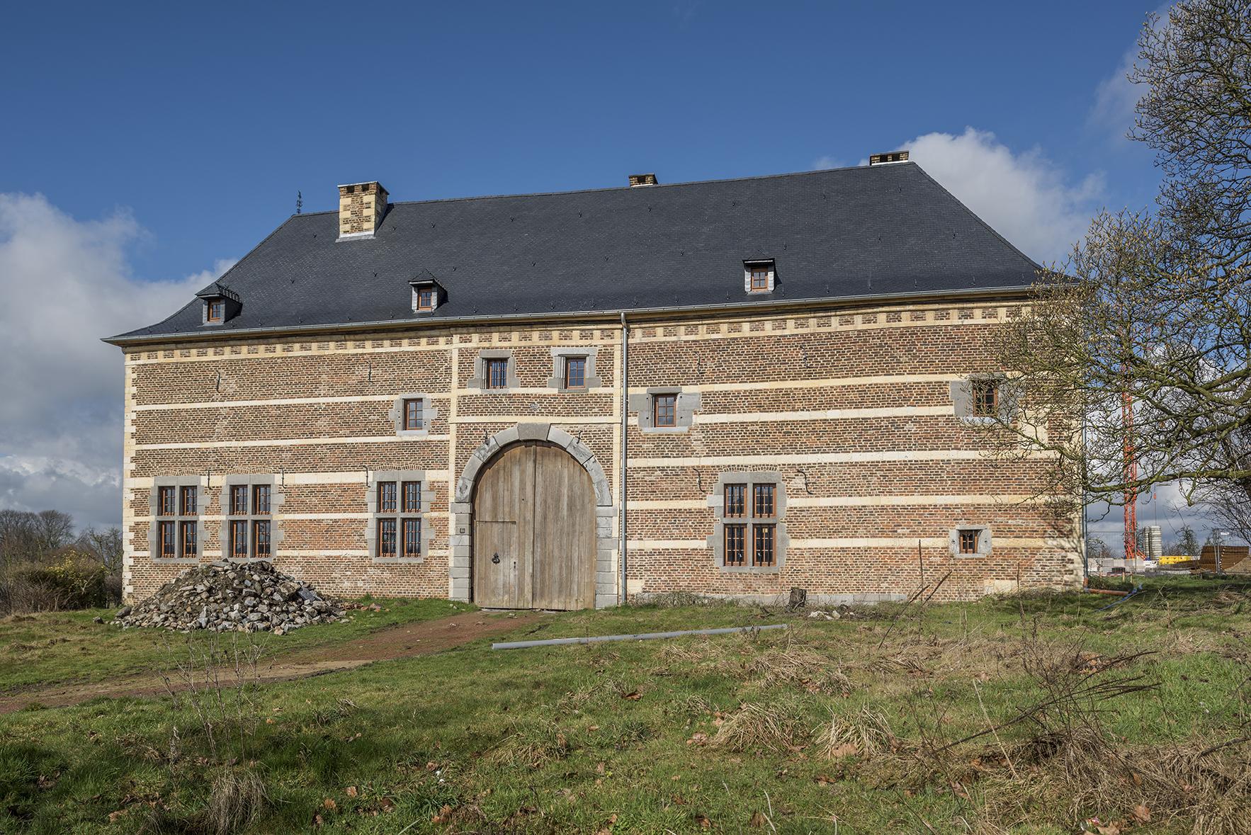Rentmeesterij, Alden Biesen - Exterior.  009.jpg