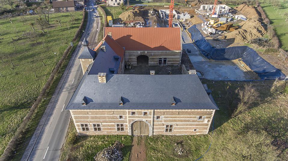 Rentmeesterij, Alden Biesen - Exterior.  016.jpg