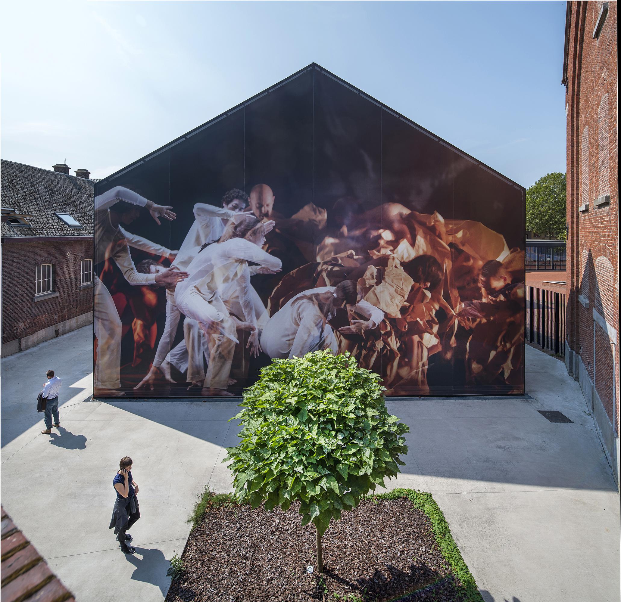Charleroi Danse Theater, Charleroi