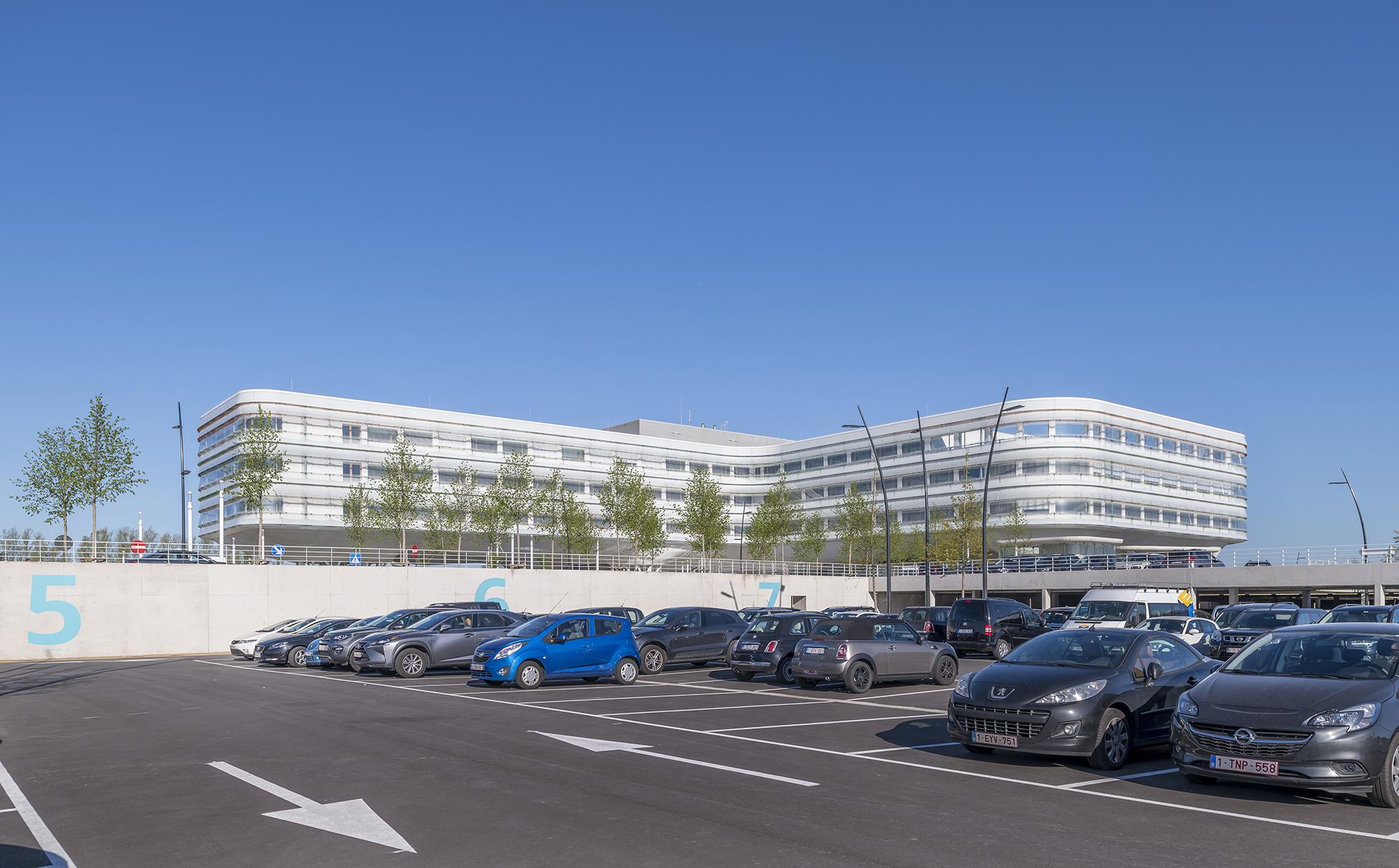 AZ Zeno Hospital For B2ai Architects — Tim Fisher