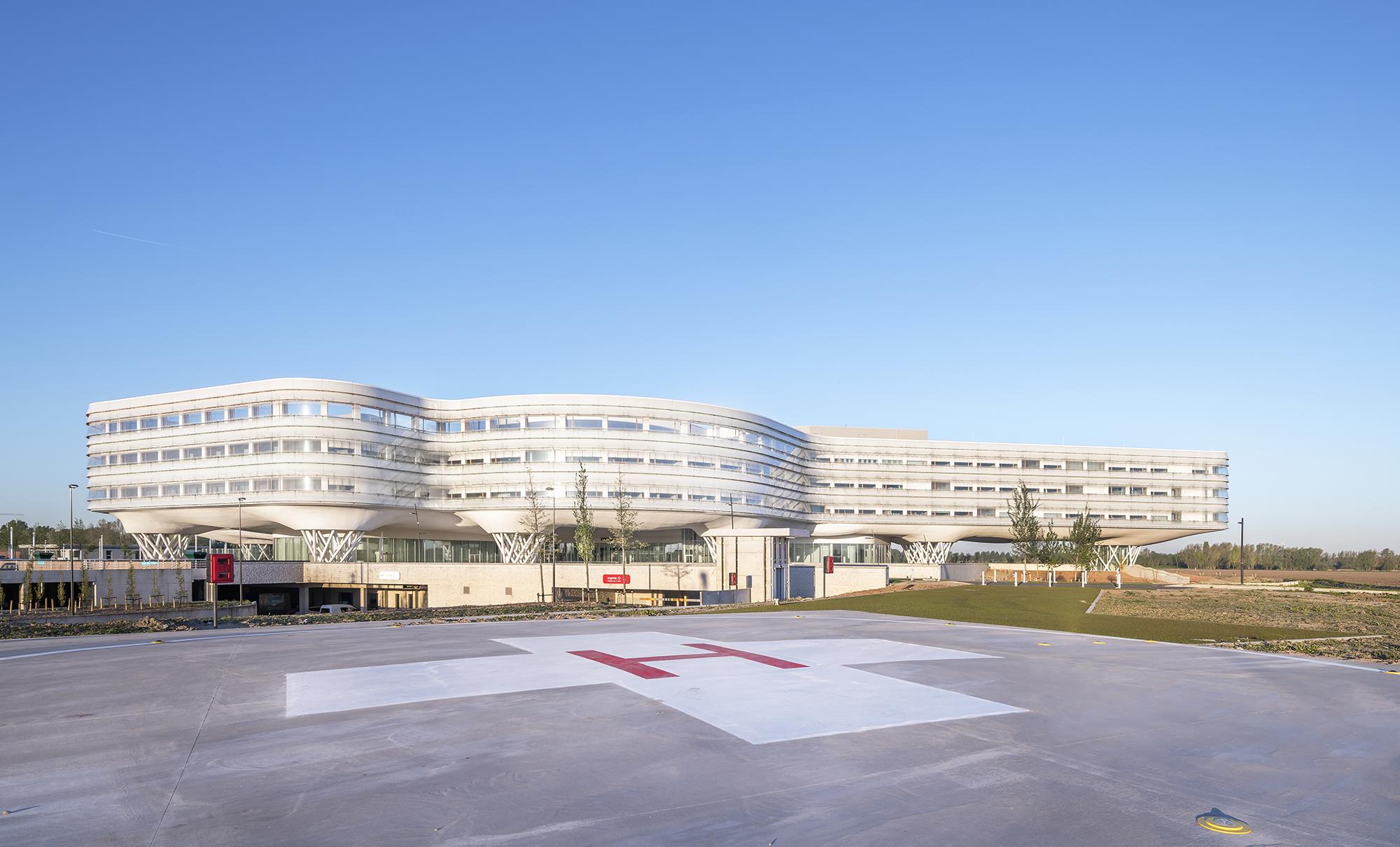 AZ Zeno Hospital, Knokke-Heist