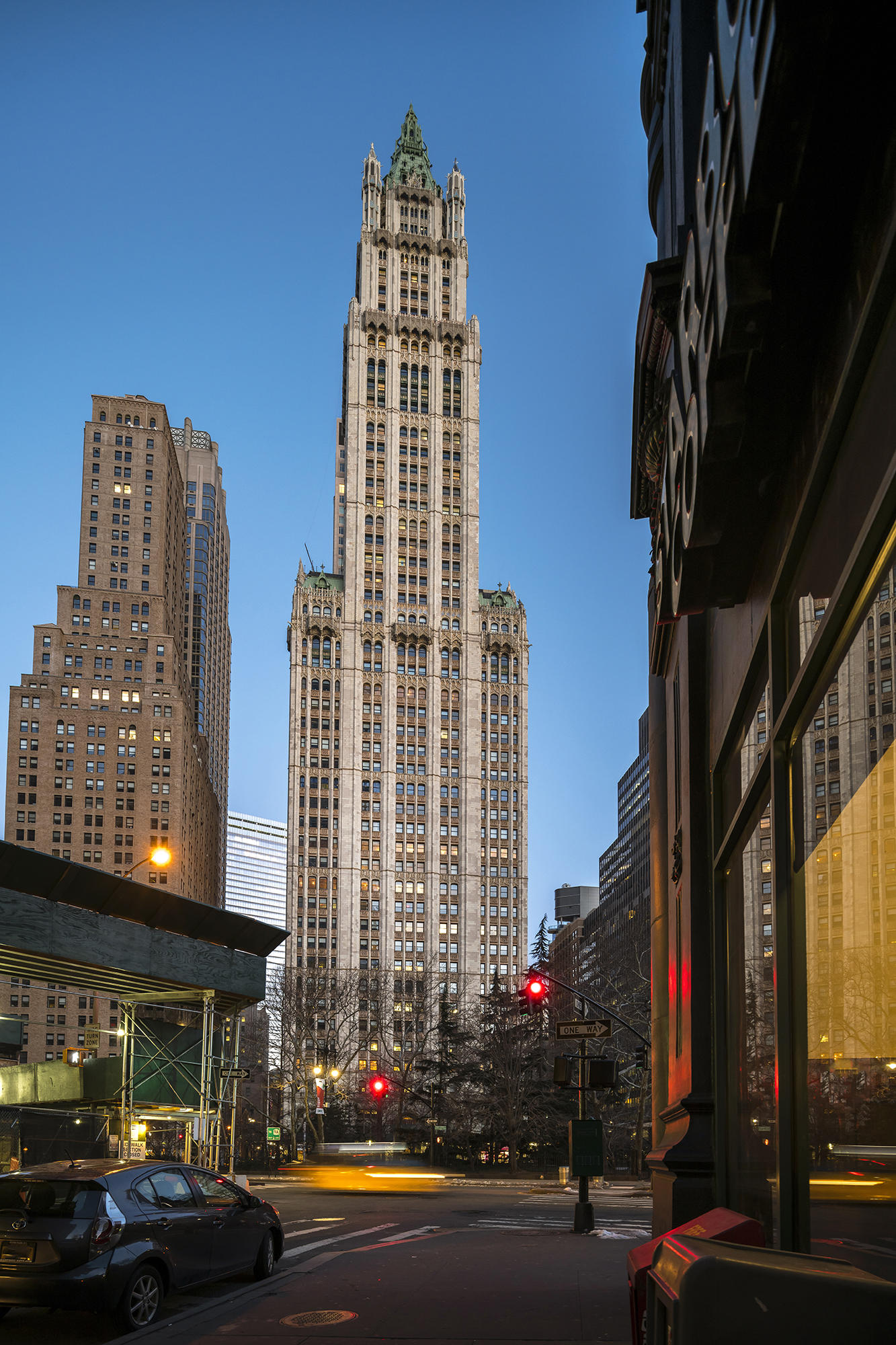 The Woolworth Tower © Tim Fisher Photography 2018 #04.jpg