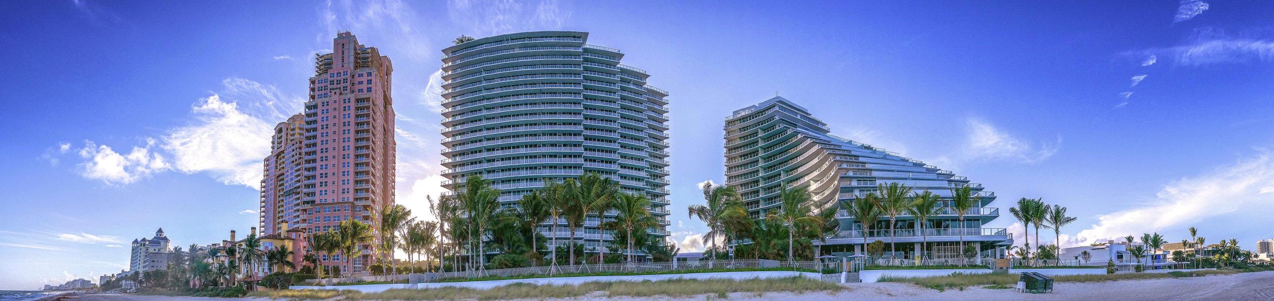 Auberge Beach Residence Ft Lauderdale Florida