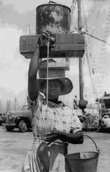 Mauby Woman photo courtesy of National Archives Image Library, United Kingdom