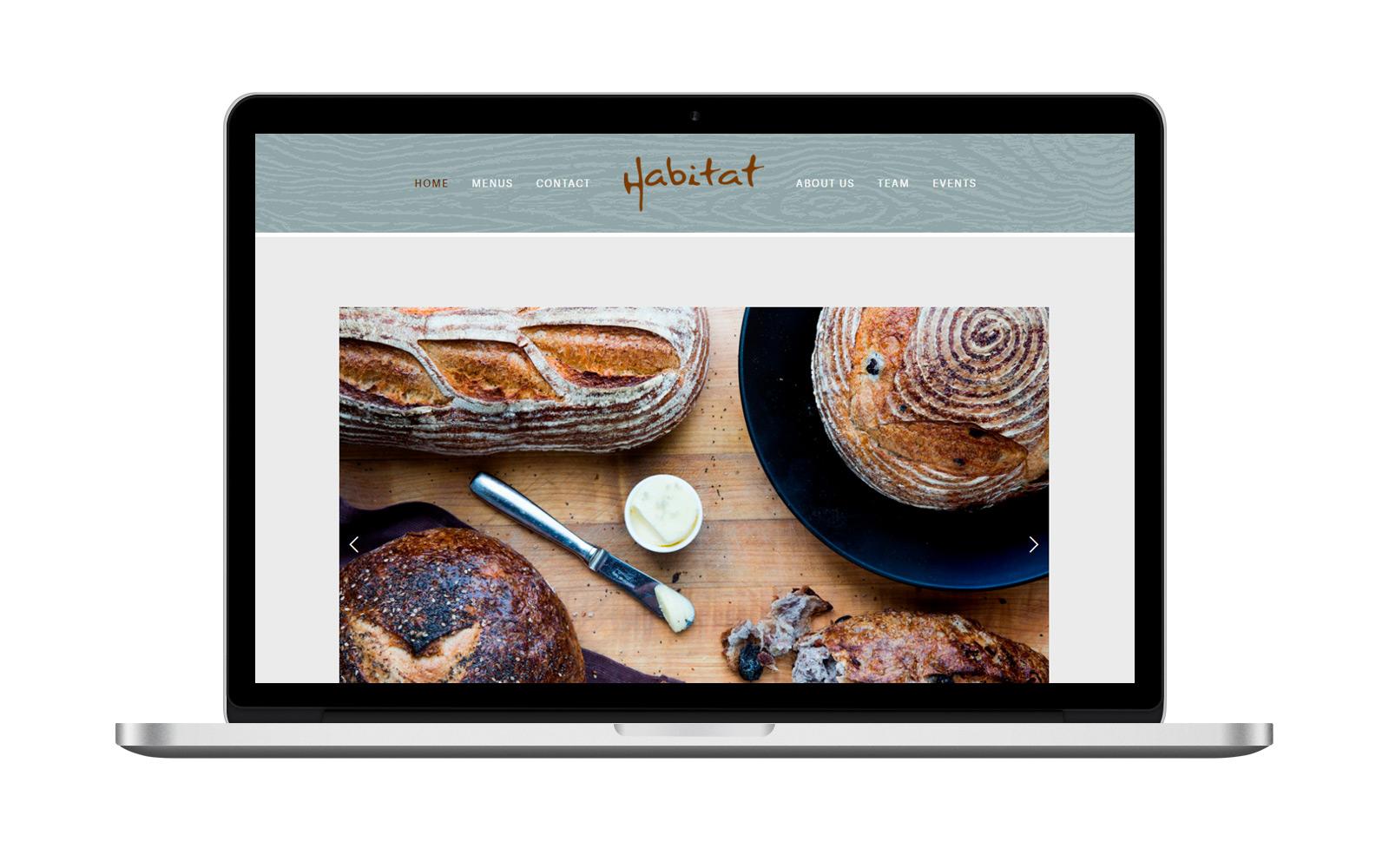 Habitat | Website -