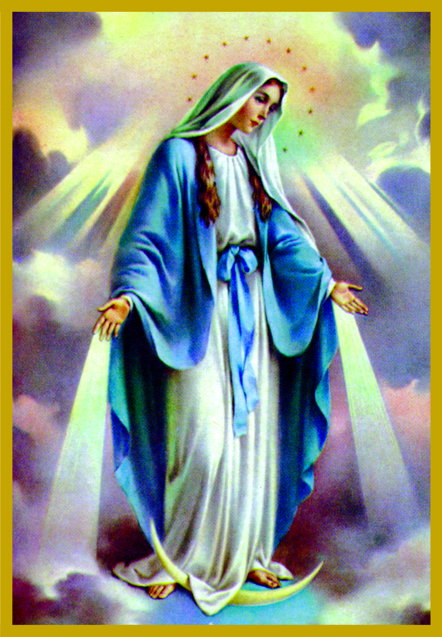 MAR-IM - IMMACULATE MARYVirtuous Mother