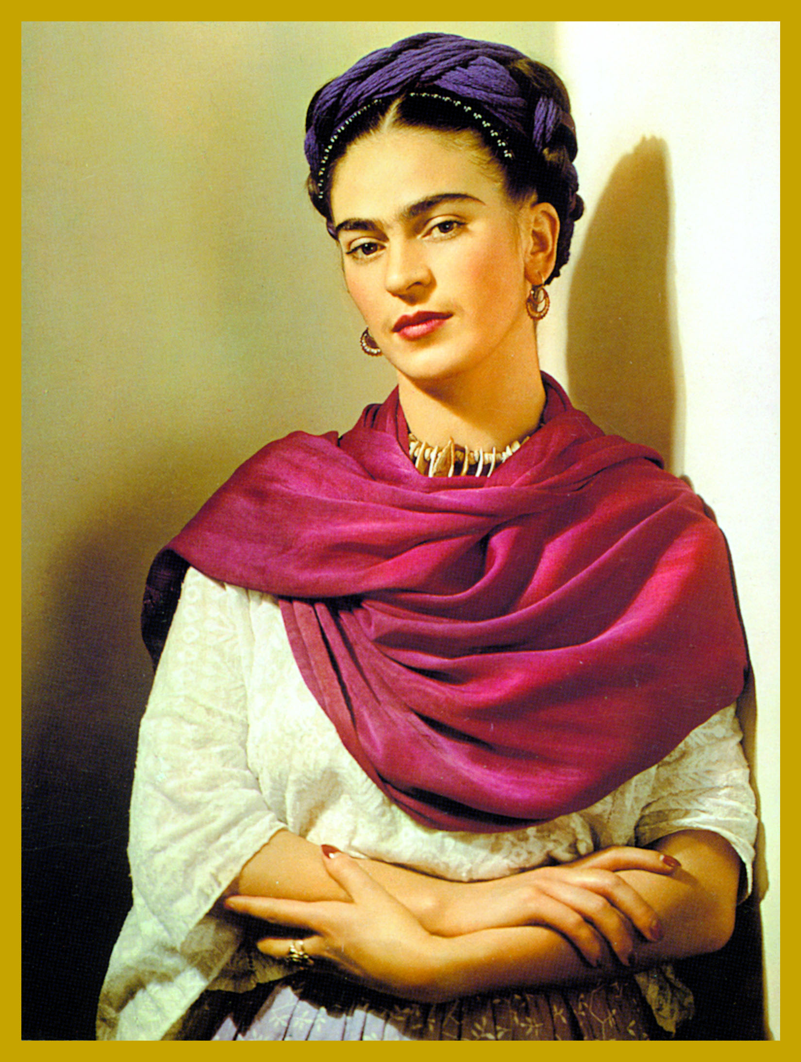 FR-RS - Frida KahloBeloved and influential Mexican painter of the middle twentieth century.