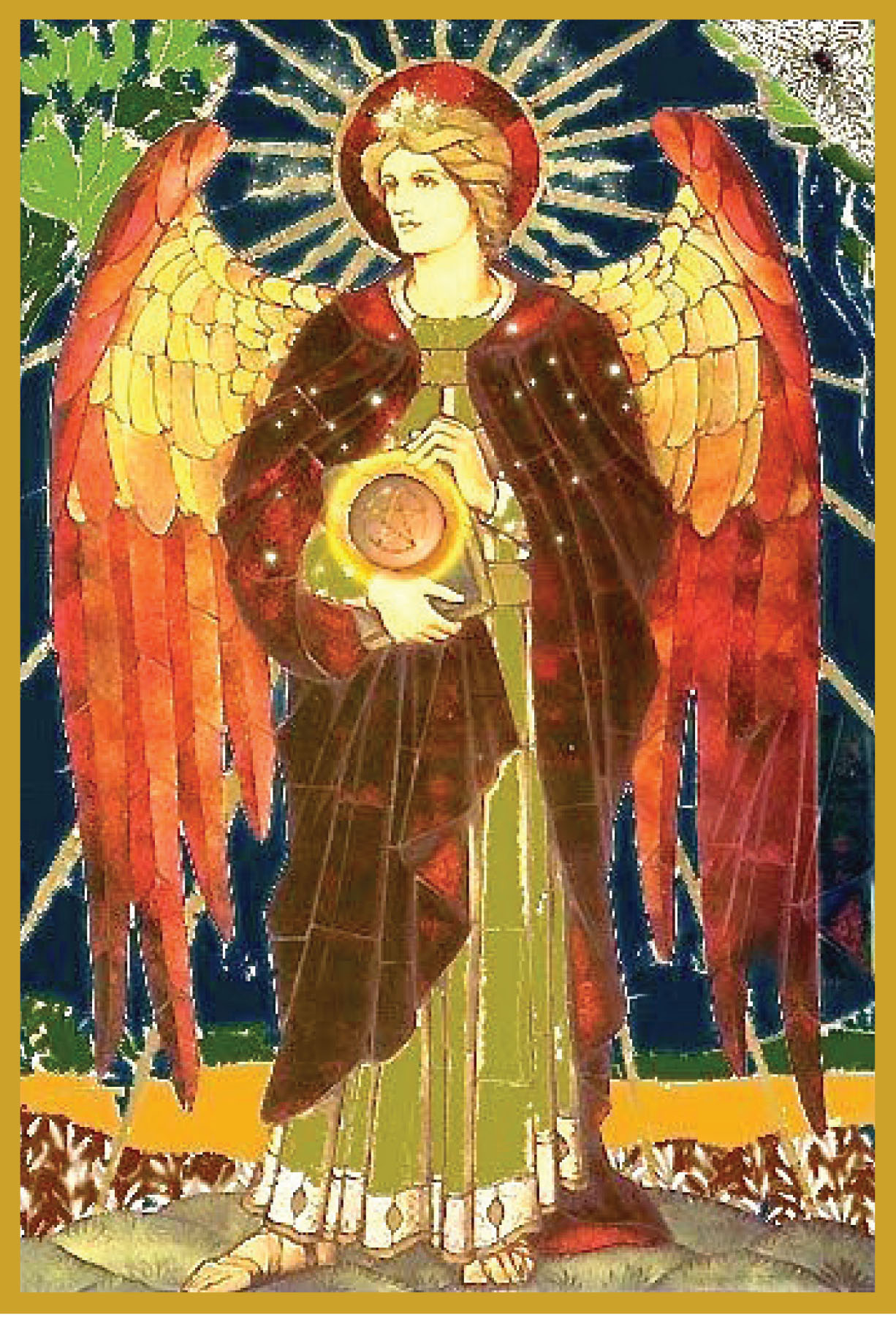 "URI - URIELArchangel Uriel is known as the angel of wisdom. He shines the light of God's truth into the darkness of confusion. Uriel means ""God is my light"" or"