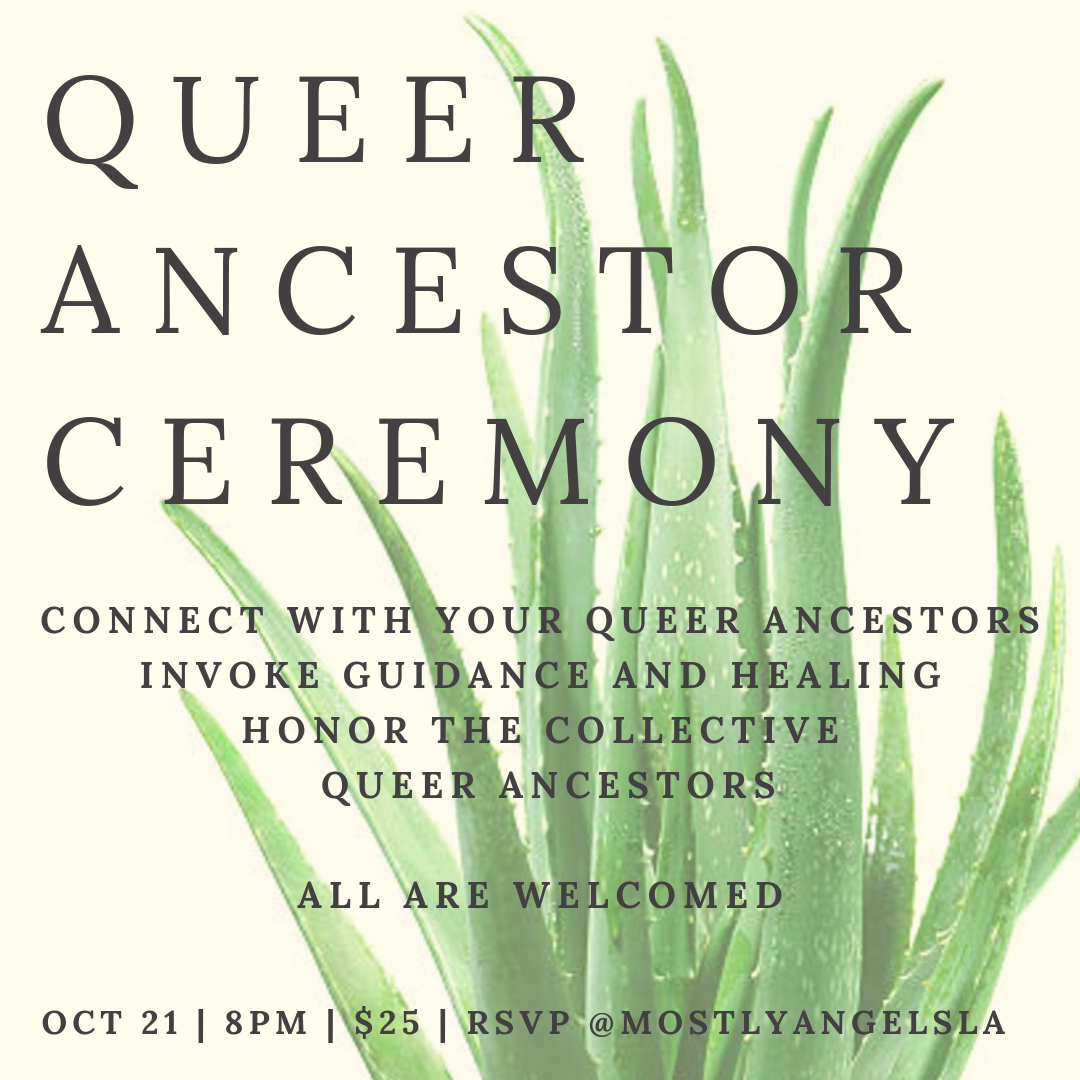 Queer Ancestor Ceremony OCT 21 - Blue Rose.png
