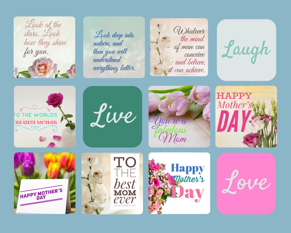 Free Mother's Day Instagram Download — Coastal Art Designs