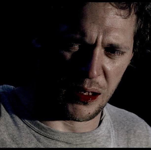 Gareth Reeves as Stanley Merse in I'M NOT HARRY JENSON (2008)  #inhj #garethreeves #debutfeaturefilm #thriller #kiwifilm
