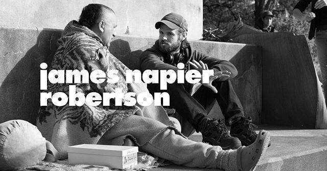 #jamesnapierrobertson - Just Google him.  #4kcofounder #writer #director #producer #nzfilmmaker #anotherlegend