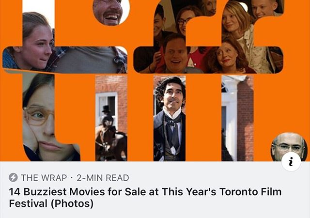 @thewrap named #gunsakimbo as one of the buzziest movies for sale at TIFF this year! It's certainly a riot! #gunsakimbo #danielradcliffe #samaraweaving #jasonleihowden #buzzyfilm #tiff #thewrap - We also can't wait to see Sam's latest film @readyornotfilm but it's a little wait til it's NZ release!