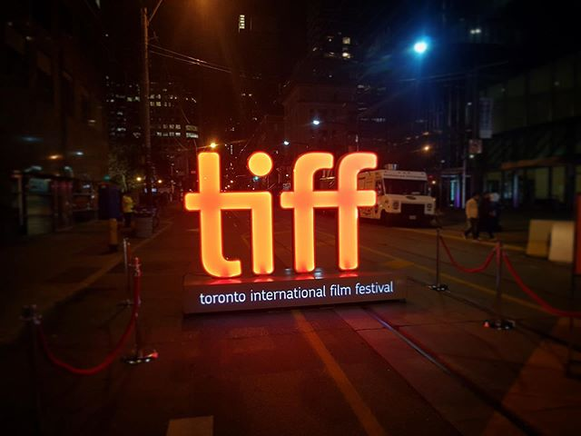 Toronto International Film Festival we have landed! #nzfilm #tiff #4KF #nzattiff #gunsakimbo #internationalfilms