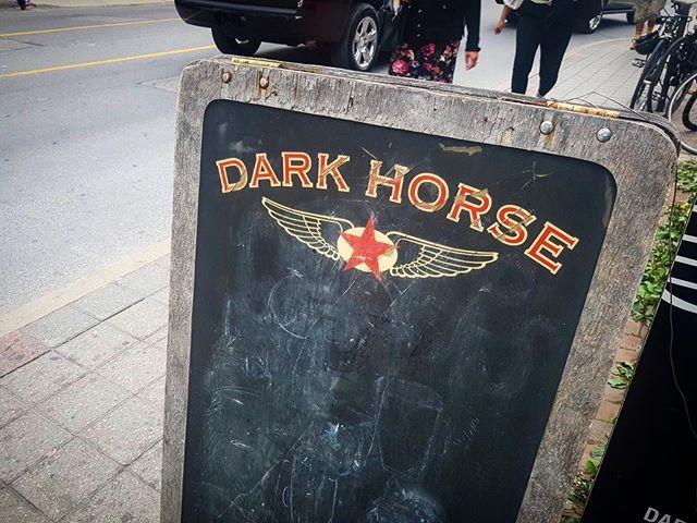 Where 4K coffee @ TIFF  #darkhorse #meetingsmeetingsmeetings  #coffeecoffeecoffee #somethingwickedthiswaycomes