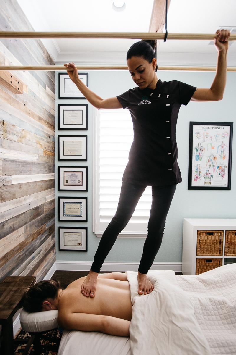 Bare Feet Massage McKinney