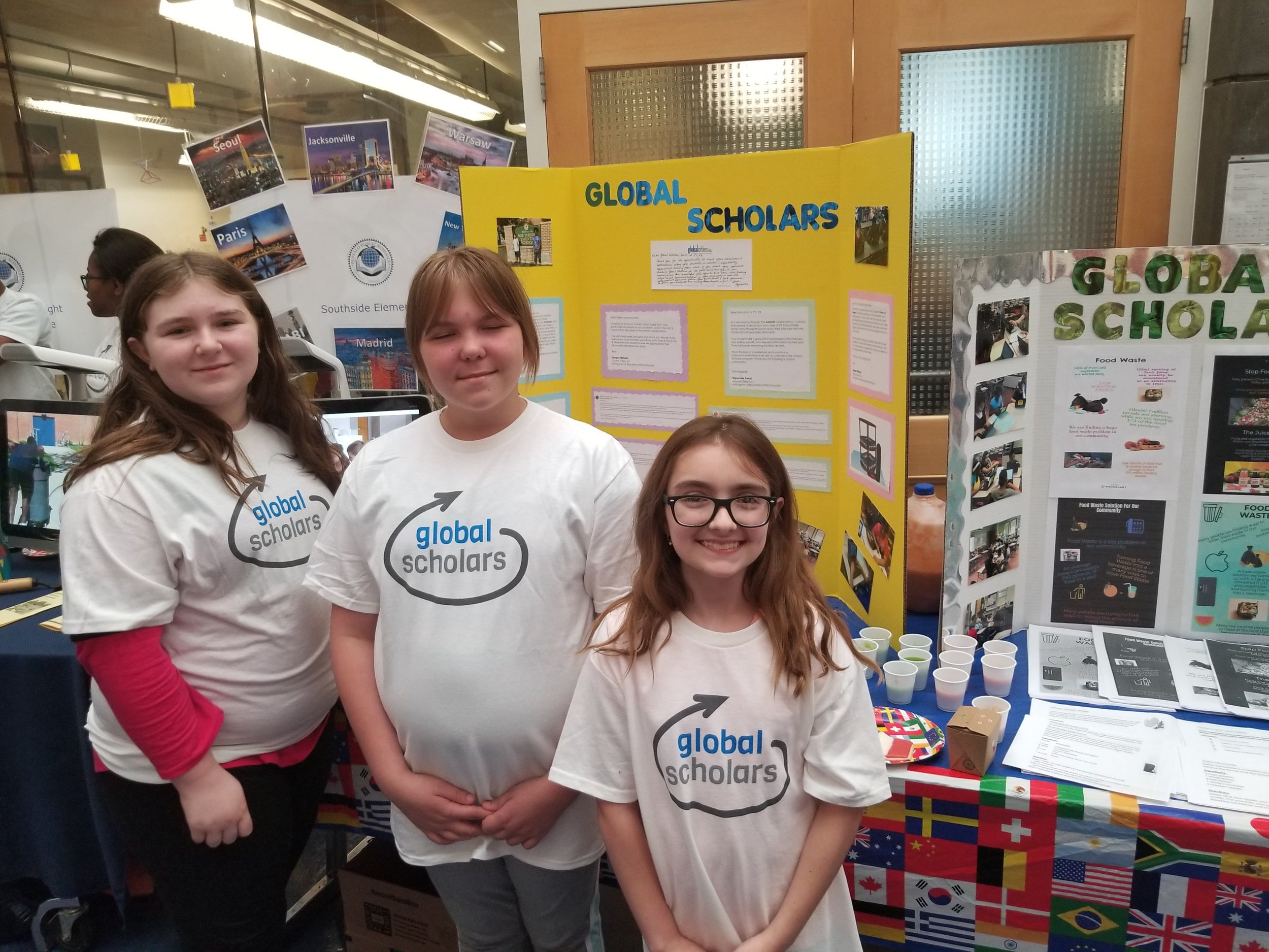 Global Scholars Buffalo  welcomed 200 to year-end event -