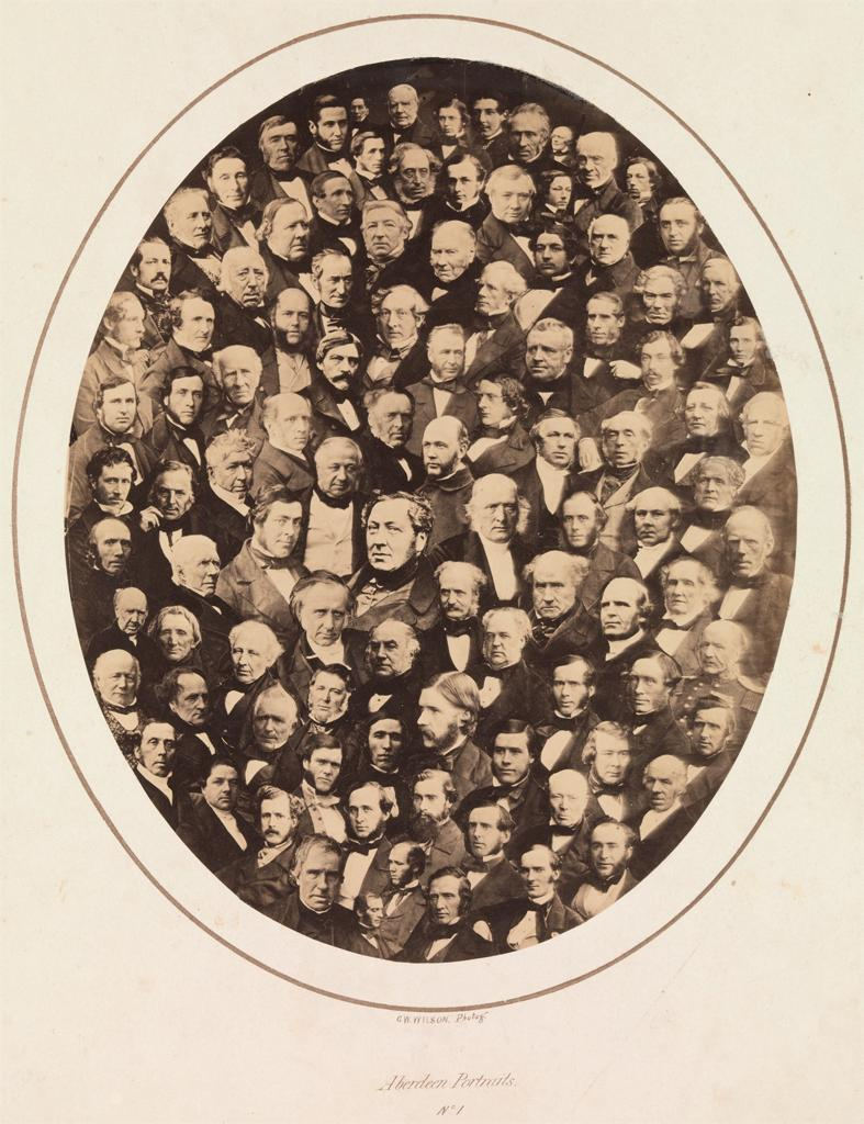 This 1893 composite photograph by George Washington Wilson fooled viewers in its day. (Source below)