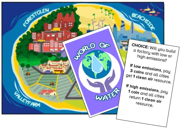 The Global Scholars Water Security Game