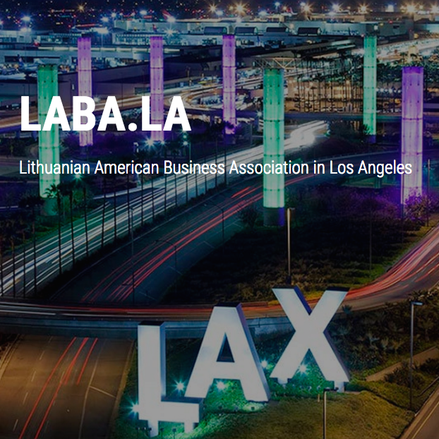 Lithuanian American Business Association in Los Angeles