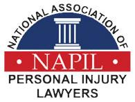 Member of the National Association of Personal Injury Lawyers