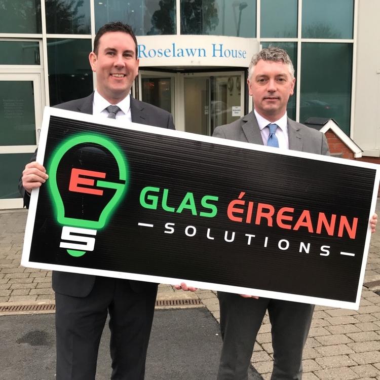 Brian O'Callaghan Glas Eireann Solutions