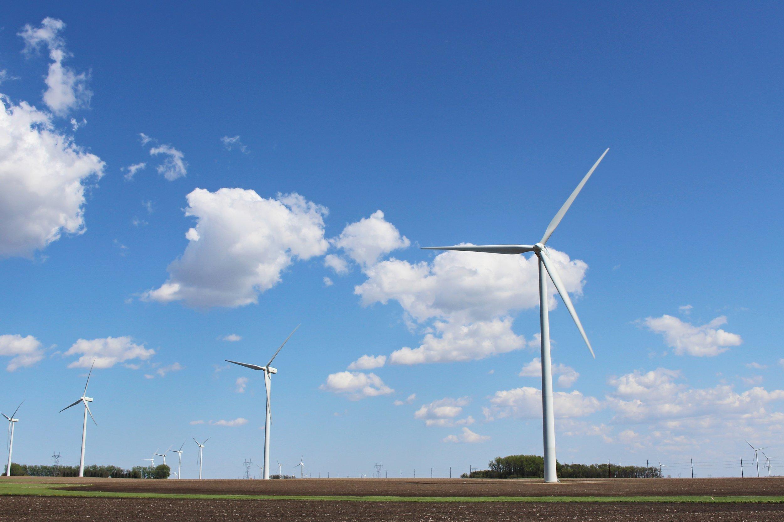 Glas Éireann Small Wind
