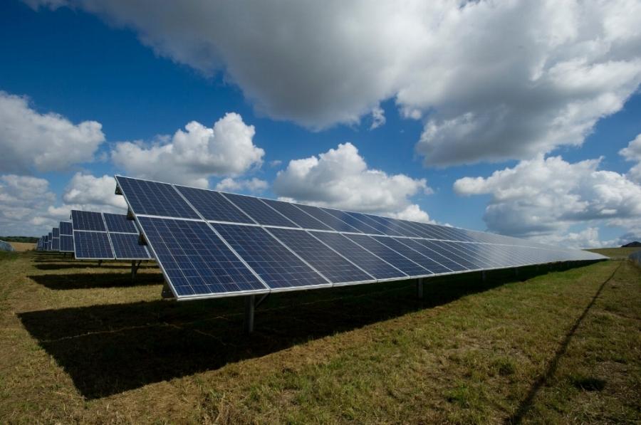 Glas Éireann Solutions solar