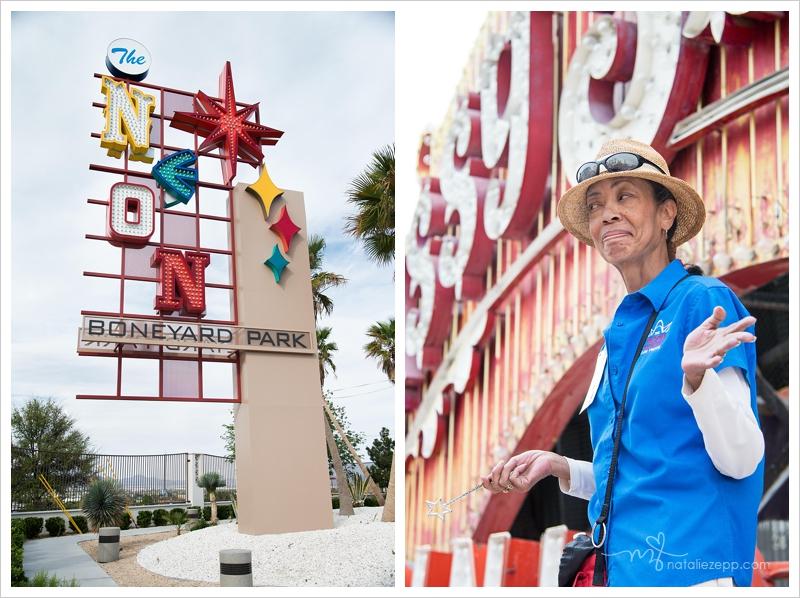 Las Vegas Neon Boneyard Park