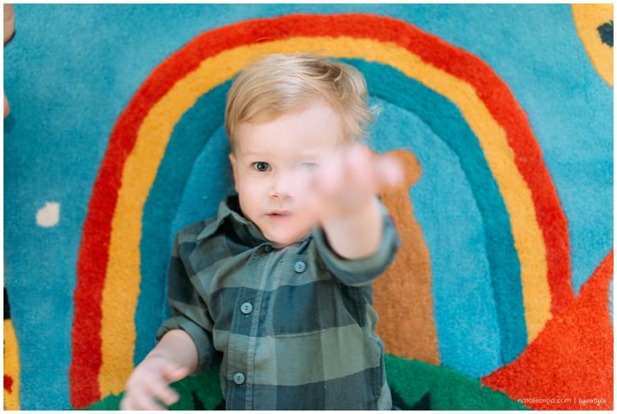 Pensacola Newborn Photographer, Christmas newborn session