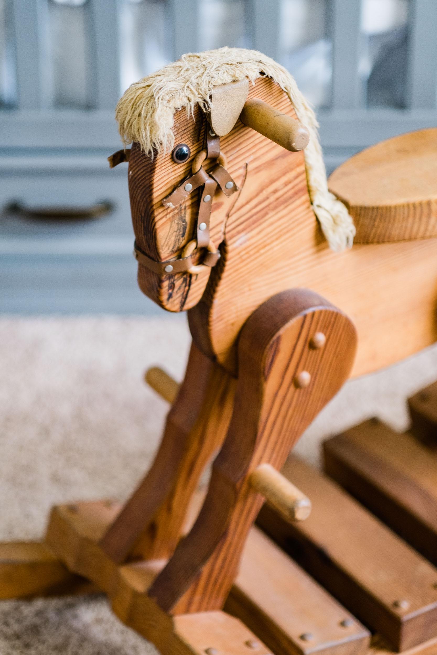 vintage-rocking-horse