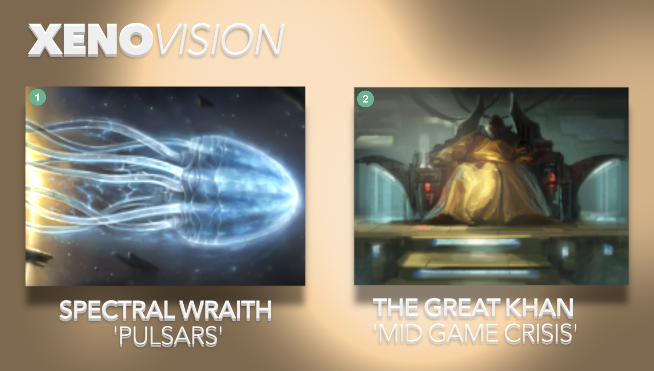 Image: The vote was extremely narrow between the top two entrants at this year's Xenovision.