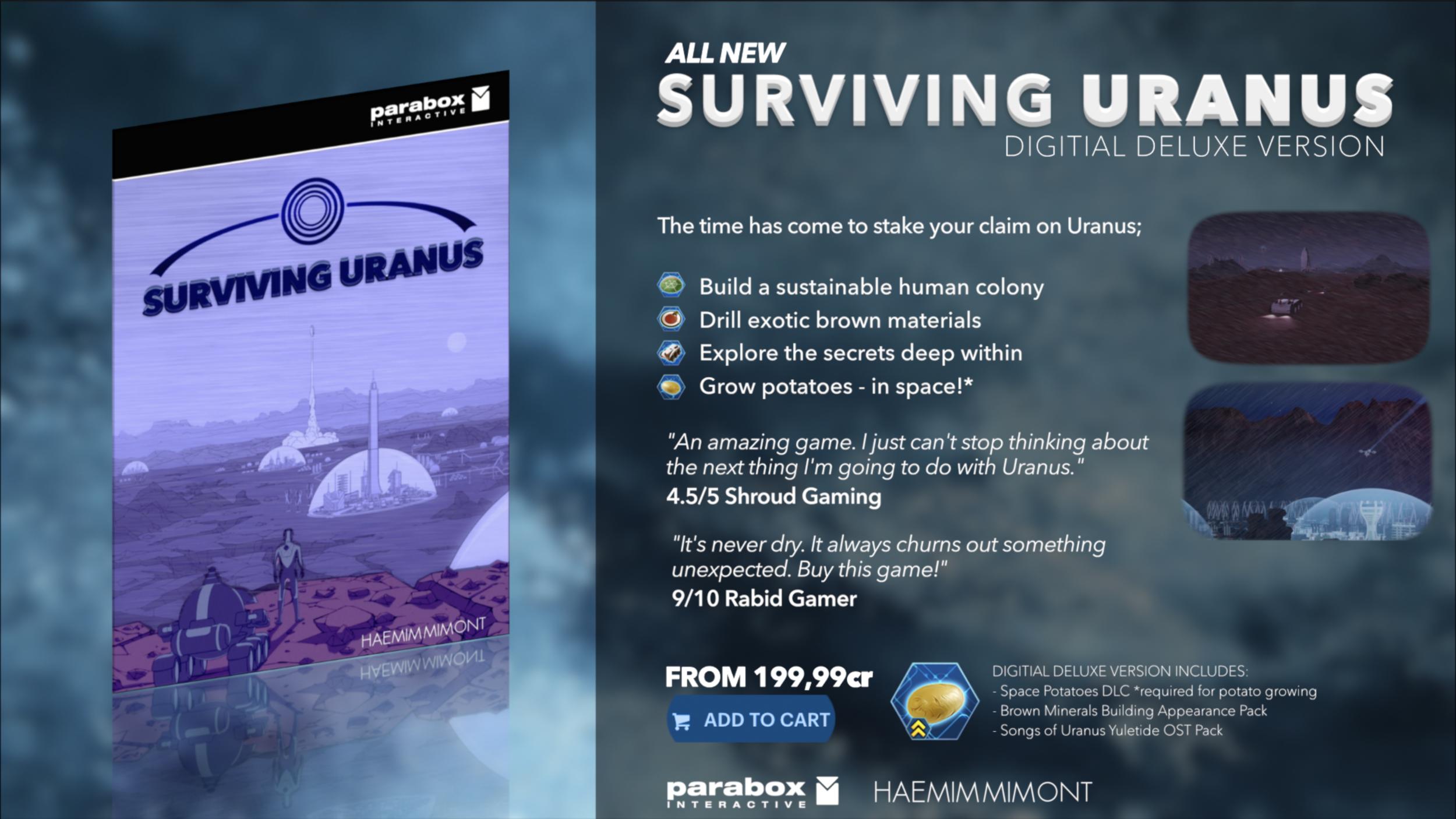I - Commercial, Surviving Uranus Promo.png