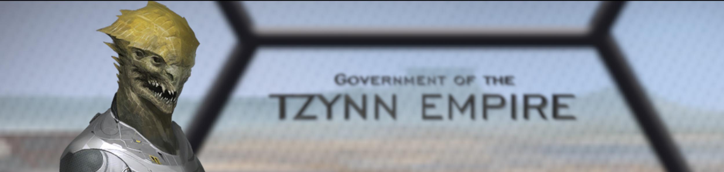 Image: Tzynn government spokesperson Samux.
